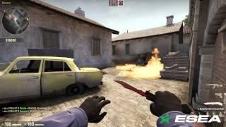 CS: GO Pro Tips & Tricks - Inferno Banana Strategy by eLevate XP3