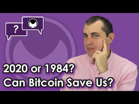 2020 or 1984? Can Bitcoin Save Us? Cryptocurrency Videos on VIRAL CHOP VIDEOS
