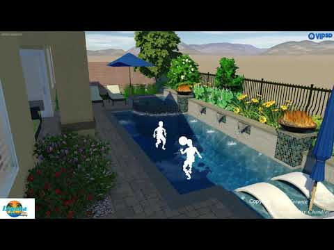 Chandler Pool Design Video