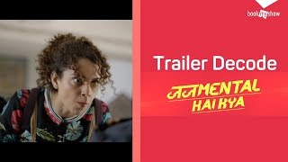 Judgmental Hai Kya Movie Trailer Review & Breakdown | Movie Decoding @ BookMyShow
