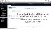 Update Dell Poweredge R730 firmware from FTP - YouTube