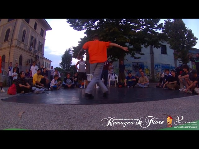 3vs3  A Prama! Judge Showcase: BBoy Sdido - BBoy Cap -  BBoy Tom