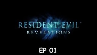 Resident Evil Revelations PC Walkthrough ITA Ep 01