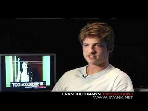 Ryan Cabrera - Enemies behind the scenes feat. shantel vansanten
