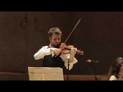 Brahms Violin Sonata No.3 in D minor - Matthias Well(violin) and Lilian Akopova (piano)