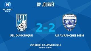 Dunkerque vs Avranches full match