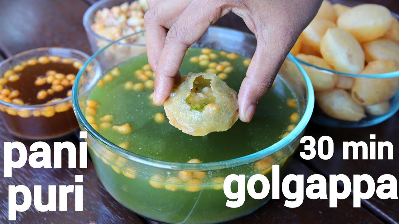 pani puri recipe   golgappa   पानी पूरी – गोलगप्पे   puchka recipe   pani poori recipe