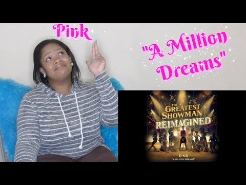 Pnk💖-A Million DreamsThe Greatest Showman:ReimaginedReaction💗