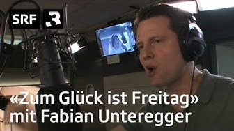 «Zum Glück ist Freitag»: Trump nimmt Ueli Maurer in Schutz | Comedy mit Fabian Unteregger