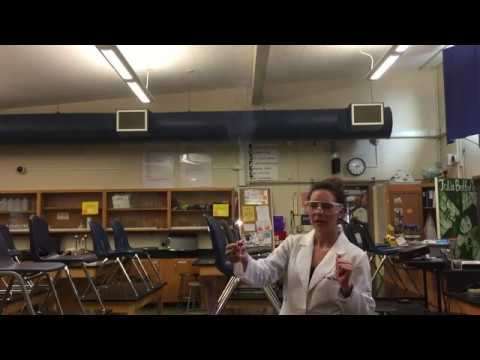 Miss Fogg Chemical Reaction Synthesis Of Magnesium Oxide