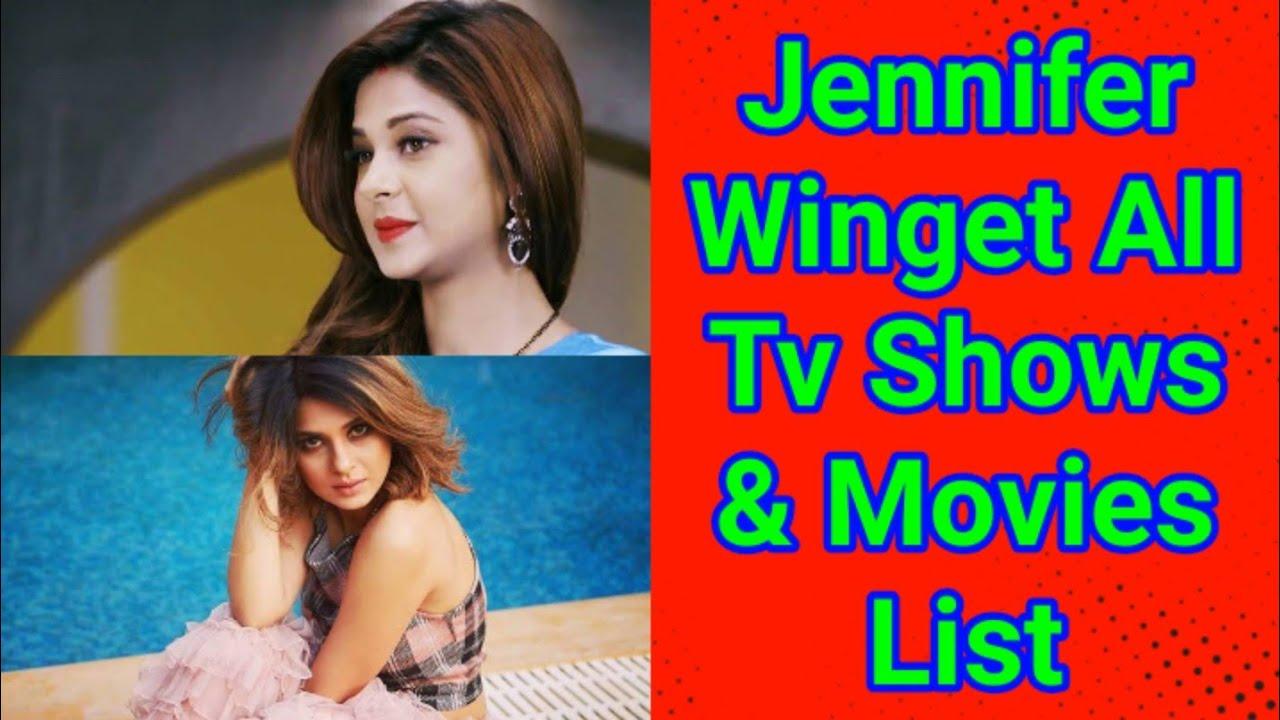 Jennifer Winget All Tv Serials List Full Filmography Indian Actress Youtube