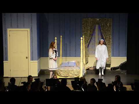 A1S07 Marias Bedroom The Lonely Goatherd
