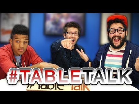 The Many Misadventures of Will on #TableTalk!!