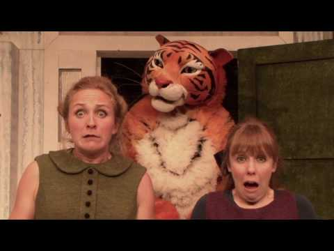 The Tiger Who Came To Tea - ATG Tickets