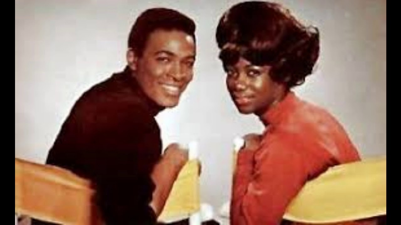 What Good Am I Without You - I Want You 'Round - Marvin Gaye And Kim Weston - 1964