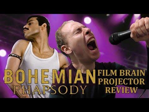 Projector: Bohemian Rhapsody (REVIEW)