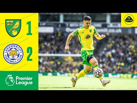HIGHLIGHTS   Norwich City 1-2 Leicester City