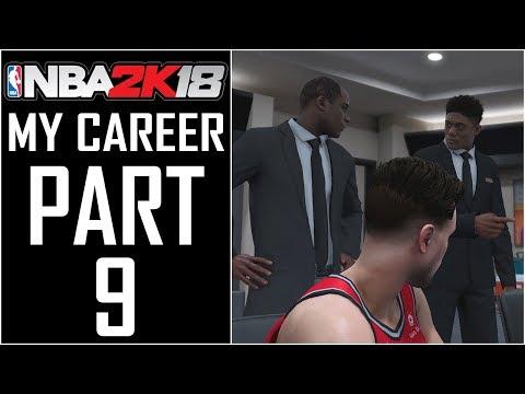 "NBA 2K18 - My Career - Let's Play - Part 9 - ""Groundhog Day"""