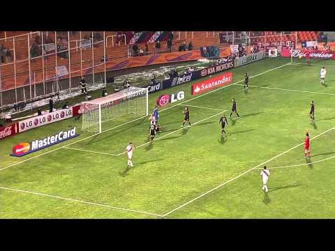 Primer Tiempo - Mexico x Peru - Copa América 2011