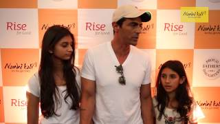 Proud Fathers for Daughters 2015 - Arjun Rampal