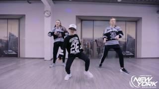 Lil' Homies 28/01/2017 | New York Dance Studio HD