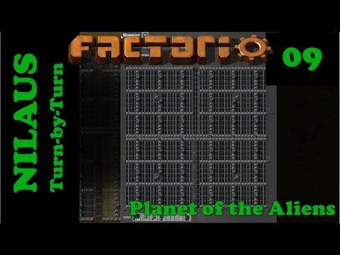 Lets Play Factorio S5E09 - Designing the Solar City Block