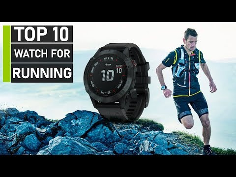 Top 10 Best GPS Sports Watch for Running & Training