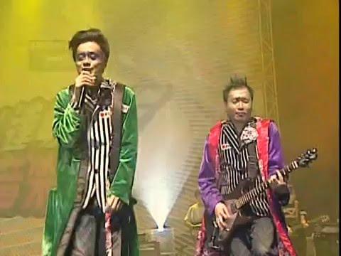 Nicholas Tse 謝霆鋒 X Tat Ming Pair - Concert Live 2005 (1 of 2)