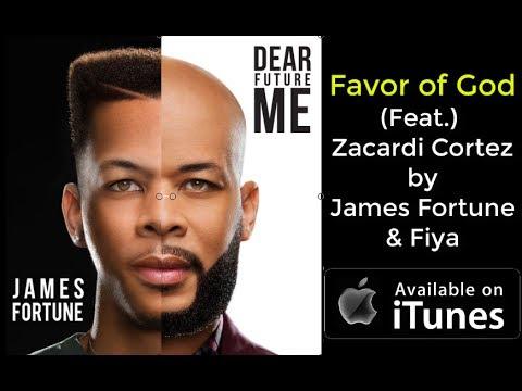 FAVOR OF GOD (LYRIC VIDEO) JAMES FORTUNE & FIYA ft ZARCARDI CORTEZ