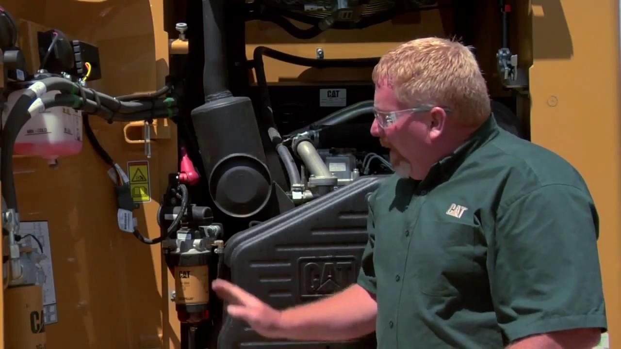 hight resolution of skid steer loader fuel water separator
