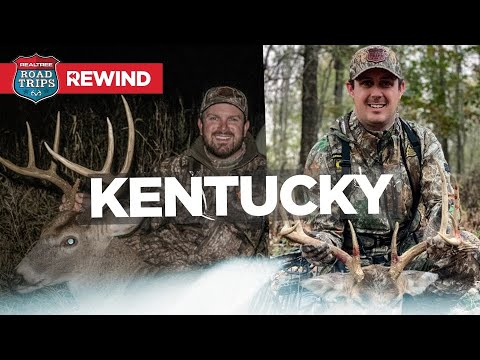 Bow Hunting The Rut | First Kentucky Buck | Road Trips Rewind