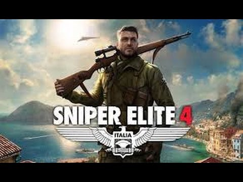 Sniper Elite 4   First GamePlay published by Rebellion Developments