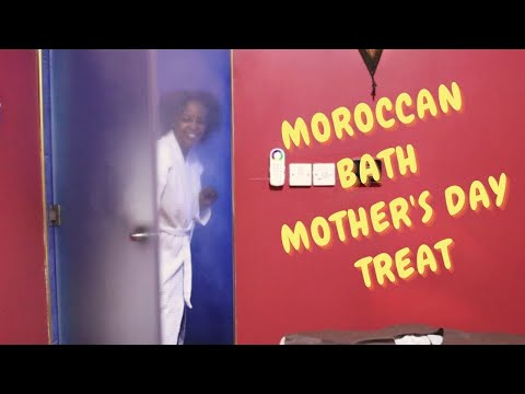 Hammam Unique Mothers Day Gift 2021 |  Moroccan Bath | Mothers day Treat | Living in Dubai