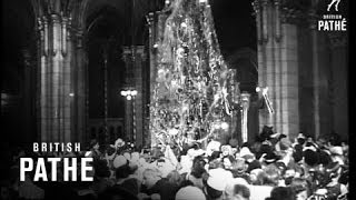 Christmas In The Hungarian Parliament Building Aka Xmas In Hungary (1955)