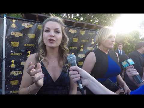 Clare Kramer 43rd Annual Saturn Awards