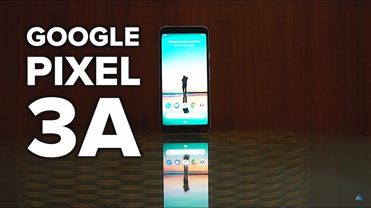 Google Pixel 3A camera, gaming, specs