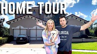 Home Tour! Our Airbnb Dream House In Kissimmee, Florida Near Walt Disney World!
