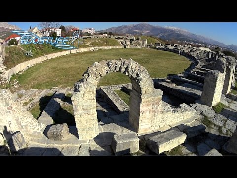 The Ancient Roman Ruins of Salona - Croatia HD