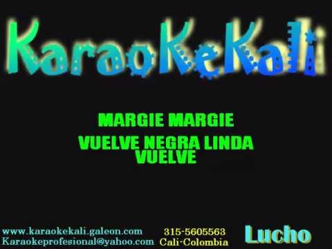 RAY BARRETO MARGIE KARAOKE DEMO