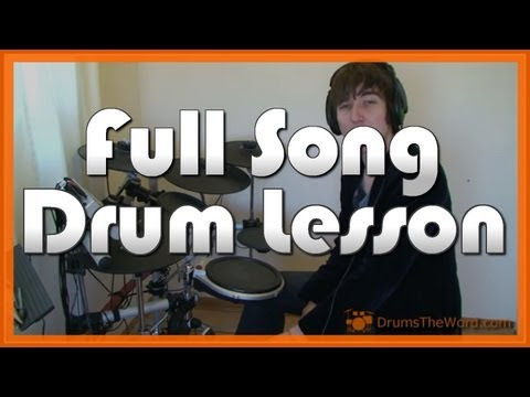 ★ All Right Now Free ★ Drum Lesson PREVIEW  How To Play Song Simon Kirke