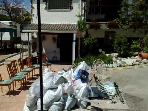 Reforma en la casa del pueblo youtube - Reforma integral casa de pueblo ...