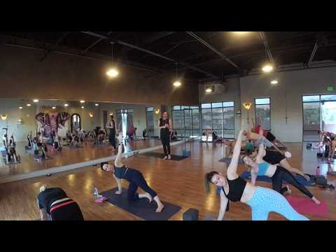Be Hot Yoga (FULL FREE YOGA CLASS) 5/18/18