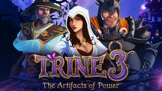 Trine 3: The Artifacts of Power - Первый Взгляд