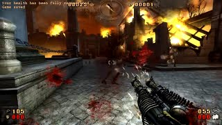 Painkiller: Overdose [LEVEL] Gameplay (PC/HD)