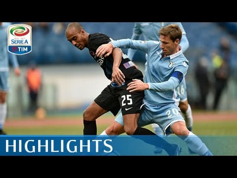 Lazio - Atalanta - 2-1 - Highlights - Giornata 20 - Serie A TIM 2016/17