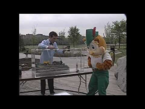 Woodsy Owl and Bill Nye, The Science Guy - 1997