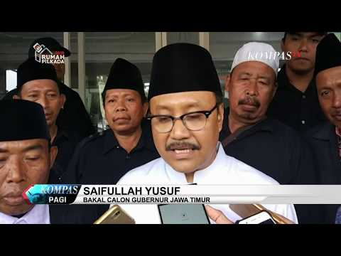 Gus Ipul Didukung Ikatan Keluarga Madura
