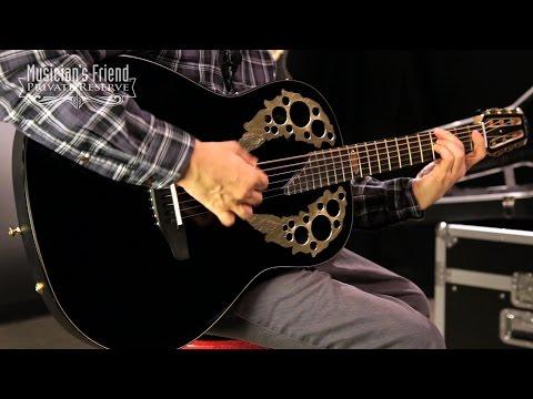 Ovation 1678AV50-5 50th Anniversary Custom Elite Shallow Acoustic-Electric Guitar