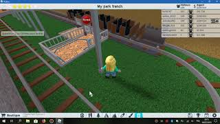 [Roblox] Tuto how to make a roller coaster