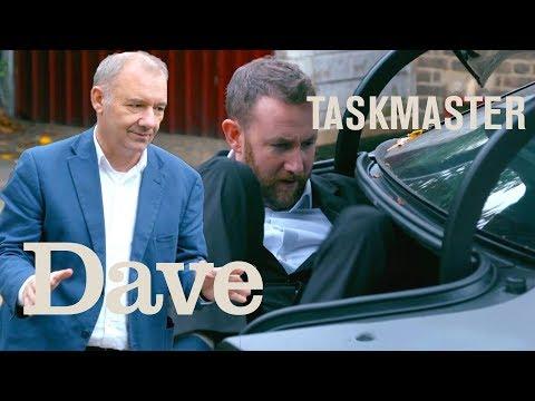 Bob Mortimer's Special Cuddle With Alex Horne | Taskmaster S5 EP1 | Dave